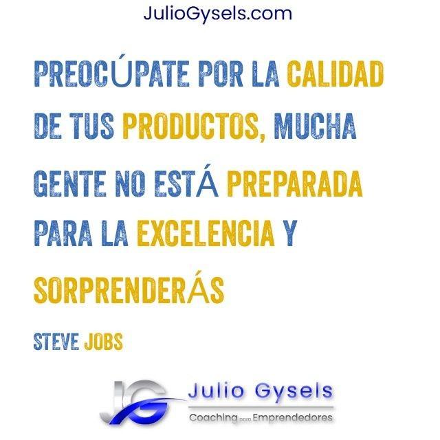 🔵Satisfacer al cliente es la obligación de cualquier empresa. Pero SORPRENDER al cliente te hará destacar en este mercado competitivo.⠀ ✅@juliogyselscoaching #éxito